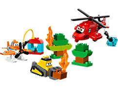 Feuerwehr-Rettungsteam