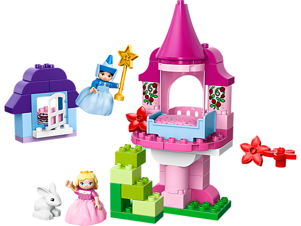 Explore product details and fan reviews for buildable toy Sleeping Beauty's Fairy Tale 10542 from DUPLO Princess TM. Buy today with The Official LEGO® Shop Guarantee.