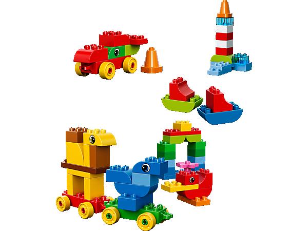 lego® duplo® tvořivý kufřík  10565  duplo®  lego shop