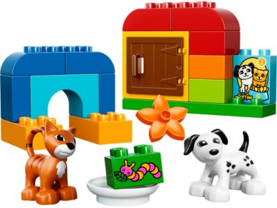 Explore product details and fan reviews for buildable toy LEGO® DUPLO® All-in-One-Gift-Set 10570 from DUPLO Creative Play. Buy today with The Official LEGO® Shop Guarantee.