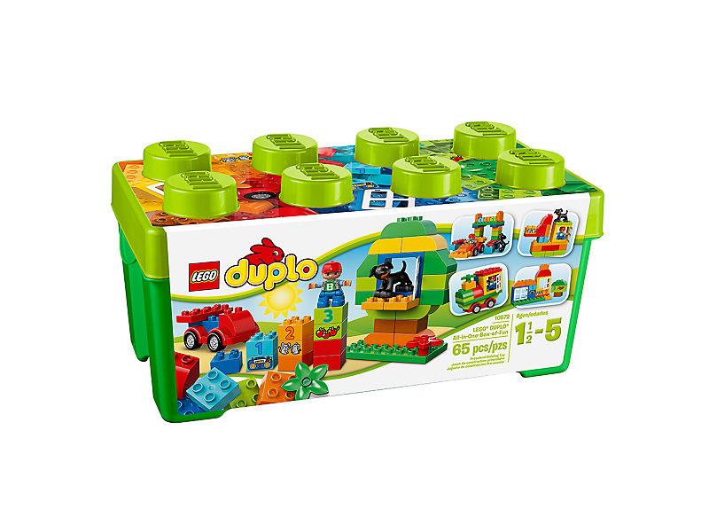 Grande boîte du jardin en fleurs LEGO® DUPLO®