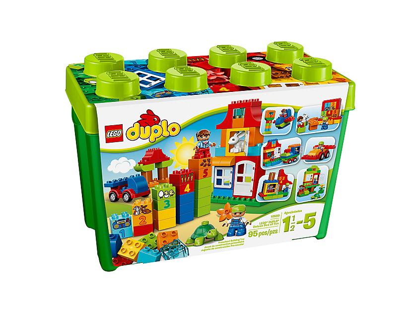 Lego� Duplo� Deluxe Box Of Fun