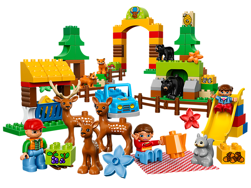 Lego Forest: Park