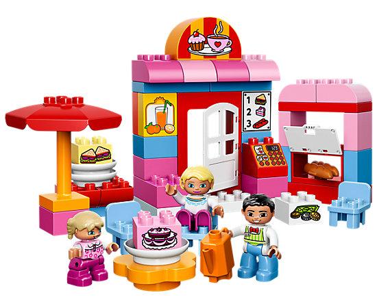 Caf 10587 Duplo Lego Shop