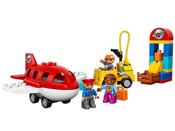 <p>Explore product details and fan reviews for Airport 10590 from DUPLO®. Buy today with The Official LEGO® Shop Guarantee. </p>