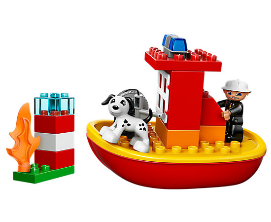 Fire Boat 10591 Duplo Lego Shop