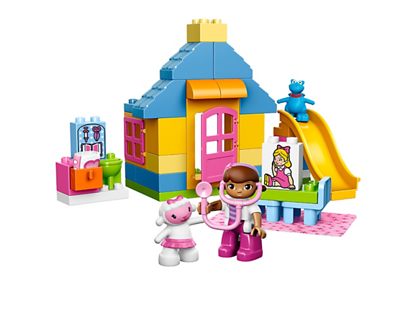 Explore product details and fan reviews for Doc McStuffins Backyard Clinic 10606 from DUPLO Doc McStuffins. Buy today with The Official LEGO® Shop Guarantee.