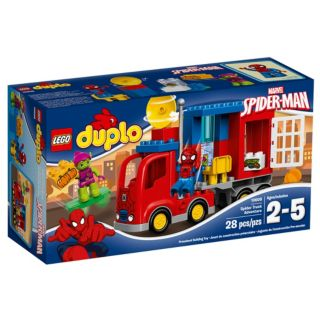 Spider-Man Spider Truck Adventure