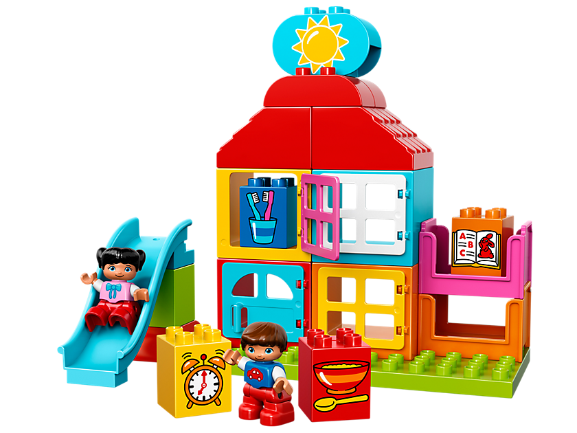 Lego My First Playhouse