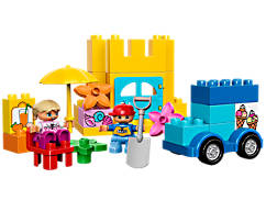 La boîte de construction créative LEGO® DUPLO®