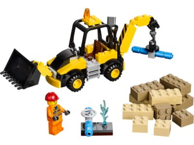 Explore product details and fan reviews for buildable toy Digger 10666 from Juniors. Buy today with The Official LEGO® Shop Guarantee.