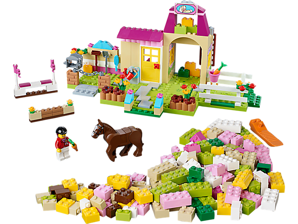 <div>Explore product details and fan reviews for buildable toy Pony Farm 10674 from Juniors. Buy today with The Official LEGO® Shop Guarantee.</div>