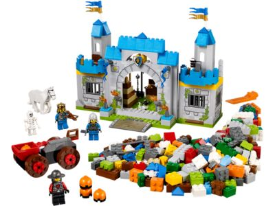 Explore product details and fan reviews for buildable toy Knights' Castle 10676 from Juniors. Buy today with The Official LEGO® Shop Guarantee.