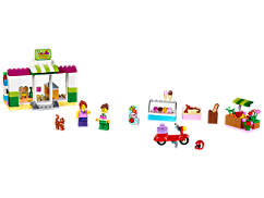 LEGO® Juniors Supermarkt-Koffer