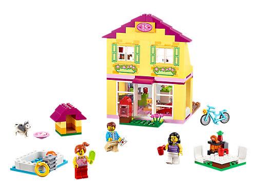 Family House 10686 Juniors Lego Shop