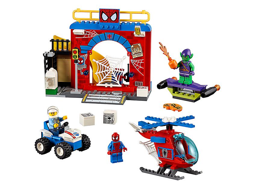"""Spider-Man"""" Hideout 6101099"""