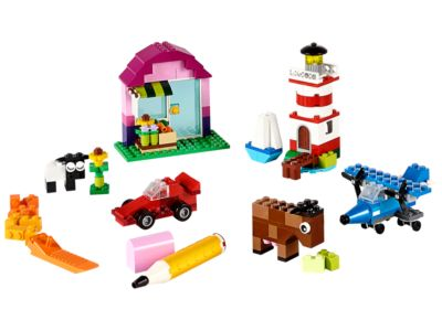 LEGO® Creative Bricks 10692 | Classic | Buy online at the Official LEGO®  Shop US