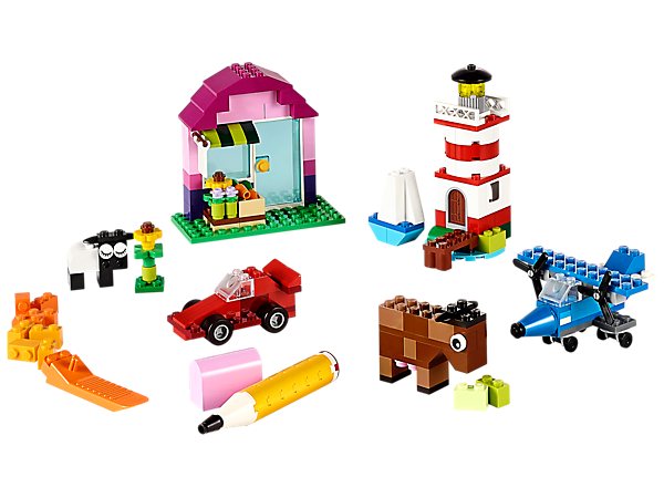 <p>Explore product details and fan reviews for LEGO® Creative Bricks 10692 from LEGO® Classic. Buy today with The Official LEGO® Shop Guarantee. </p>