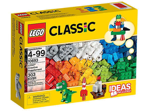 <p>Explore product details and fan reviews for LEGO® Creative Supplement 10693 from LEGO® Classic. Buy today with The Official LEGO® Shop Guarantee. </p>
