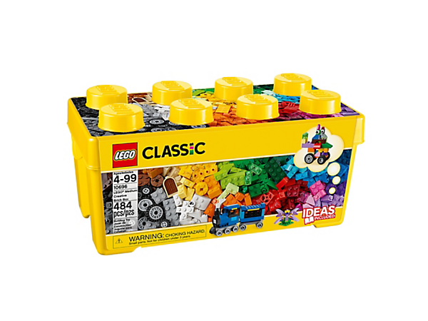 <p>Explore product details and fan reviews for LEGO® Medium Creative Brick Box 10696 from LEGO® Classic. Buy today with The Official LEGO® Shop Guarantee.</p>