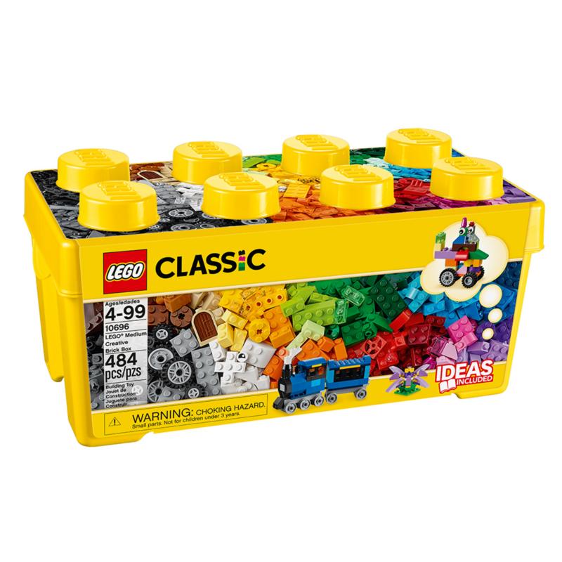Lego 10696 Classic-Medium Creative Brick Box