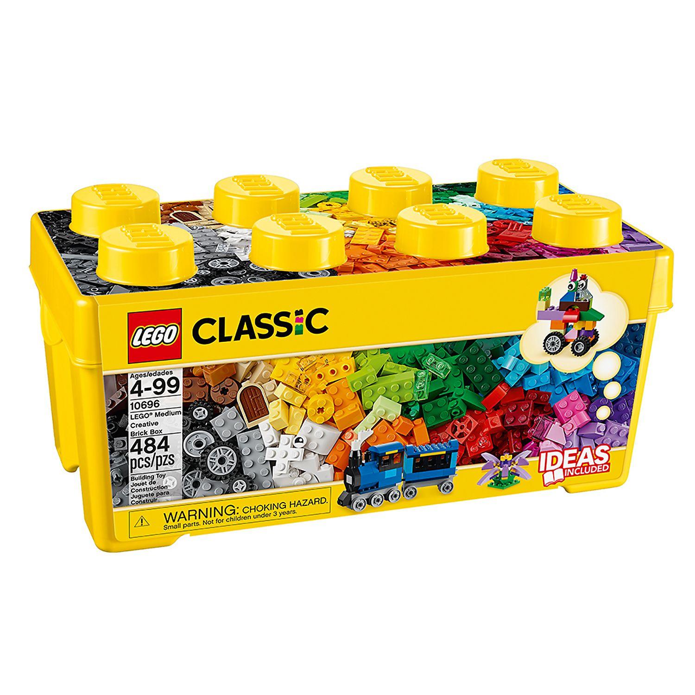 nieuwe foto's Los Angeles een grote verscheidenheid aan modellen LEGO® Medium Creative Brick Box