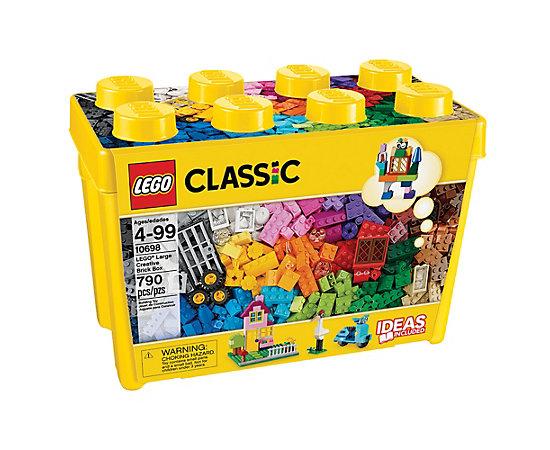 lego large creative brick box 10698 classic lego shop