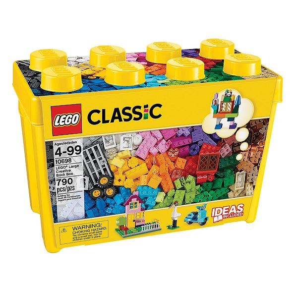 Lego Large Creative Brick Box 10698 Classic Lego Shop
