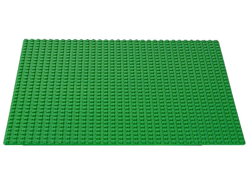 Grüne Grundplatte