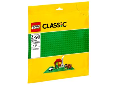 Lego 10700 Classic Base Extra Large Building Plate 10 x 10 32 x 32 Green