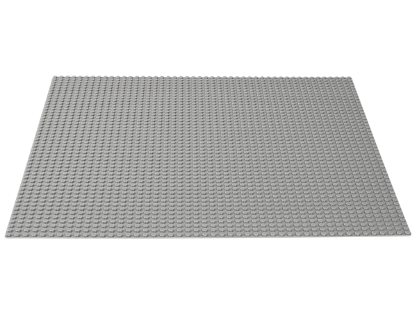 <p>Explore product details and fan reviews for Gray Baseplate 10701 from LEGO® Classic. Buy today with The Official LEGO® Shop Guarantee. </p>