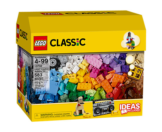Lego Creative Building Set 10702 Classic Lego Shop