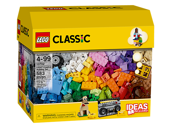 Explore product details and fan reviews for LEGO® Creative Building Set 10702 from Classic. Buy today with The Official LEGO® Shop Guarantee.