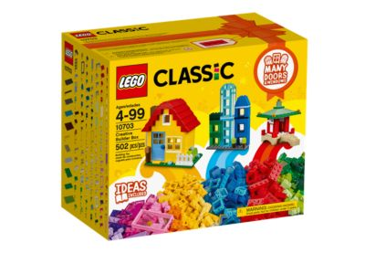 Lego Kreativ Bauset Gebäude 10703 Classic Lego Shop