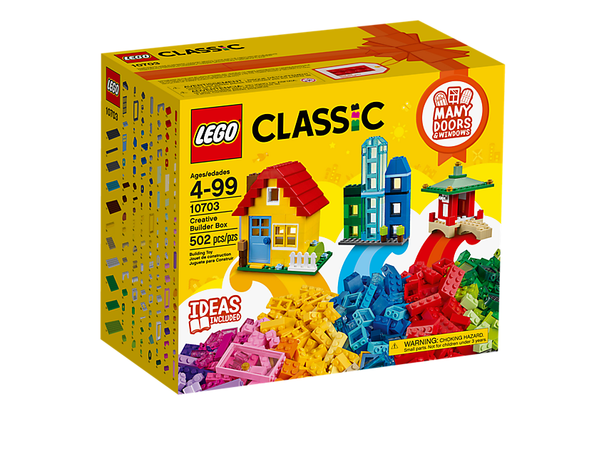 LEGO Kreativ-Bauset Gebäude