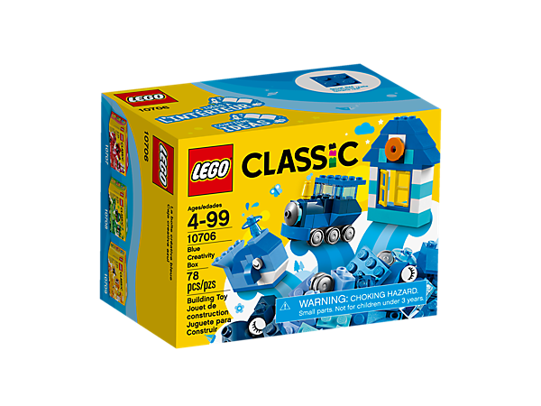 <p>Discover your creative building skills with this LEGO® Classic set including bright, colorful and versatile LEGO bricks, plus special elements and an inspirational guide.</p>