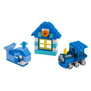 La boîte créative bleue