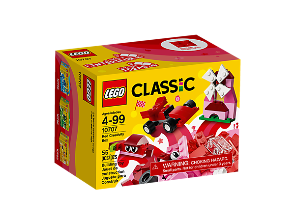 Discover your creative building skills with this LEGO® Classic set including bright, colorful and versatile LEGO bricks, plus special elements and an inspirational guide.