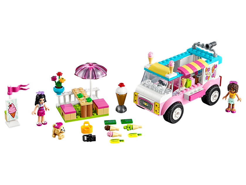 Lego Emma's Ice Cream Truck