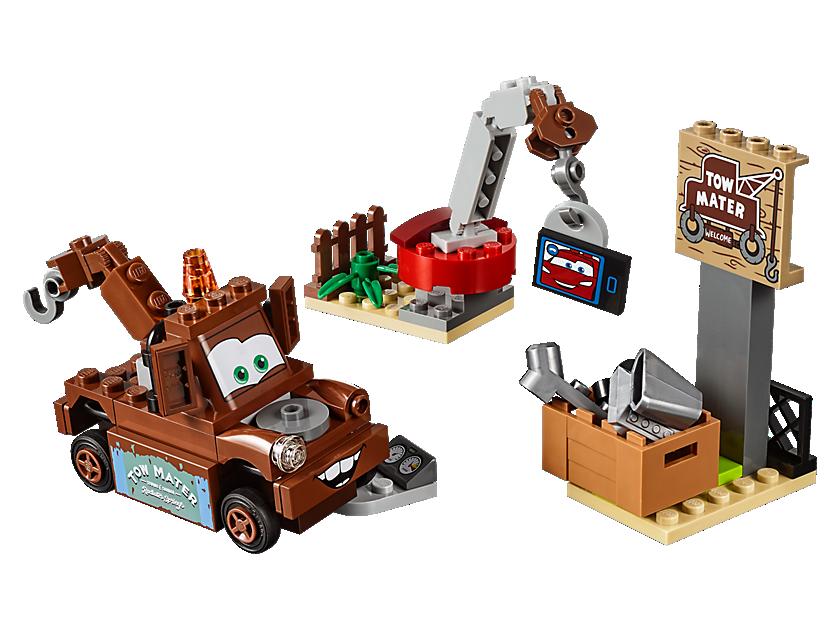 Lego Mater's Junkyard