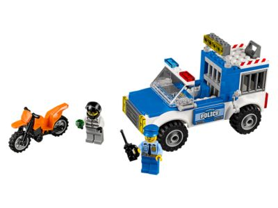 Police Truck Chase - 10735 | Juniors | LEGO Shop