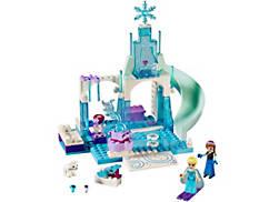 L'aire de jeu d'Anna et Elsa