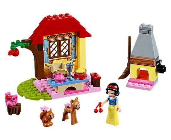 Snow Whites Forest Cottage 10738 Juniors Lego Shop