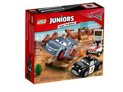 Willy's Butte Speed Training 10742 | Disney™ | Buy online at the Official  LEGO® Shop US