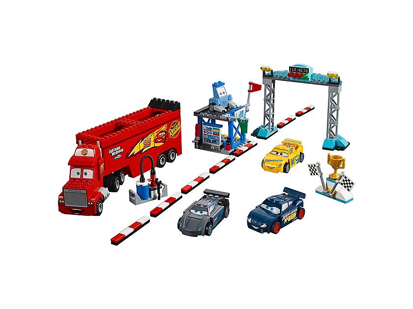 Lego Florida 500 Final Race