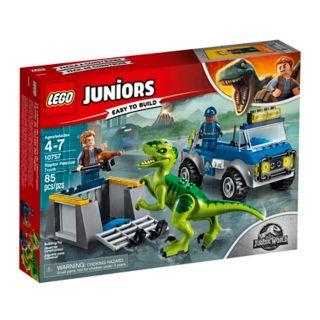 Camión de rescate del Raptor