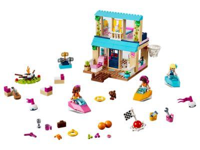 Ultramoderne Stephanies hus ved søen 10763 | Friends | Officiel LEGO® Shop DK DE-03