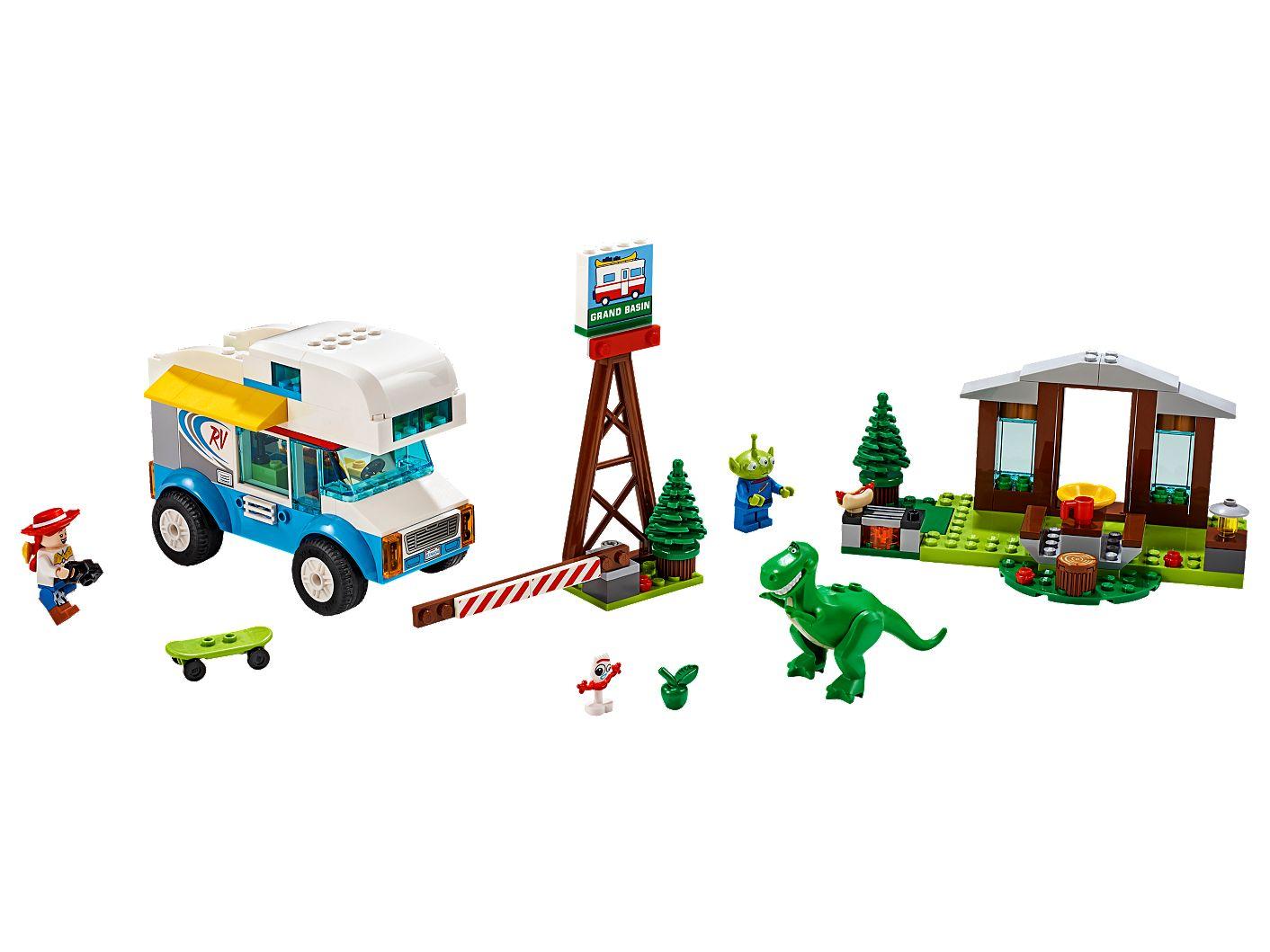 Les Ca Histoire Vr Vacances Lego® De En Officielle 10769Toy 4 Boutique Jouets Story tsdQrxhC
