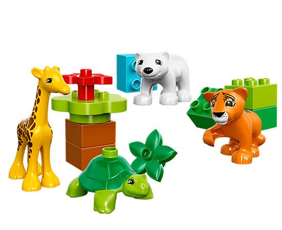Baby Animals 10801 Duplo 174 Lego Shop