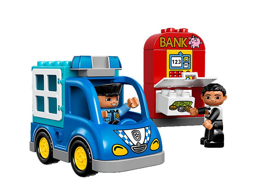 Lego Police Patrol
